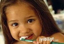 Modern köleleştirme operasyonu: Floridli diş macunu!