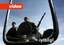 Saniye saniye çatışma görüntüleri -VİDEO