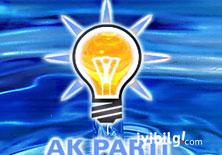 AKP'nin 12 Büyükşehir'de başkan adayları!