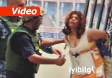 İşte 15'lik canlı bomba -Video