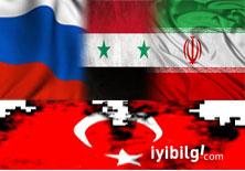 3 ülke Suriye için anlaştı