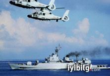 Çin savaş uçaklarında hareketlilik