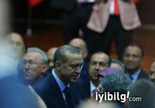 Erdoğan AK Parti'ye üye oldu